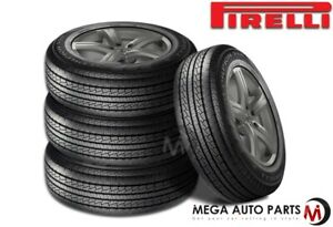 4 Pirelli Scorpion Str P245 50r20 102h Rb On Off Road Tires