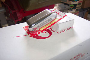 Offenhauser Valve Cover Breather Polished Aluminum Offy 5408
