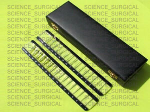 Vertical Horizontal Prism Bar Set In Case Optometry Equipment Supplies Prism