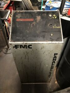 Fmc Alignment Stand Hydraulic Pump Motor Lift Controller Snap On John Beam