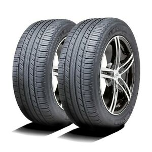 2 New Michelin Premier A s 225 60r16 98h As All Season Tires