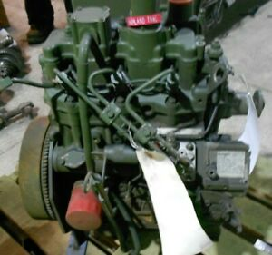 Ford New Holland Shibaura S773l 24d 01 Engine 2417