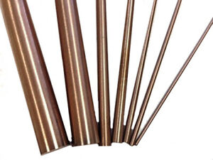 Copper Tungsten Cuw Round Rod Bar Rwma Alloy L100mm 4 Anode The Best Electrode