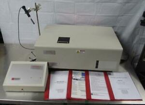 Brookhaven Instruments 90 Plus Particle Size Analyzer Foqels Particle Analyzer