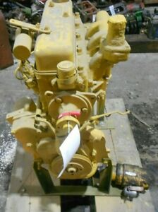 Case Ih G148 Gas Engine No Carburetor