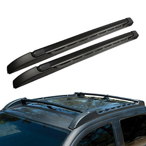 For 05 19 Toyota Tacoma Double Cab Oe Style Roof Rack Side Rails Bars Set