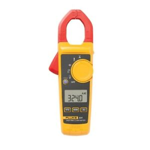Fluke 324 400a Ac True Rms Clamp Meter