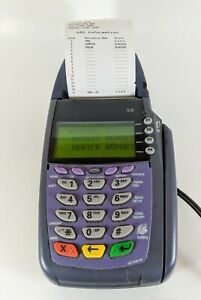 Verifone Vx510 Dual Comm ethernet dial Scr 6mb