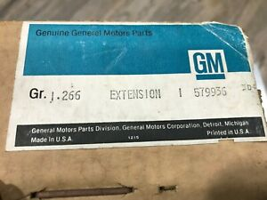 1961 61 Olds Oldsmobile Starfire 88 98 Nos Gm Rh Grill Extension 579936