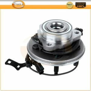 Front New Wheel Hub Bearing Assembly For Mountaineer Ford Explorer 2006 2010
