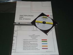 New Holland U80c Tier 4 Tractor Loader Service Repair Manual W Schematics