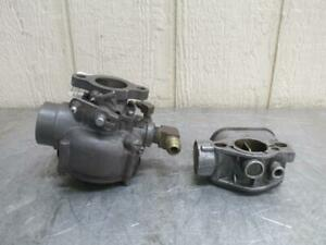 Impco Model Ca100 Lp Gas Propane Forklift Carburetor Carb Hoof S20m 154 Governor