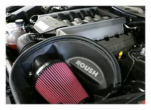 Roush Performance Cold Air Intake Kit 15 17 Mustang Gt 5 0l 421826