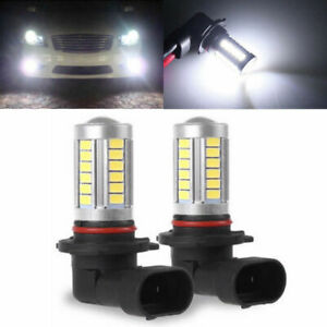 2pcs H8 H11 5630 33smd Led Auto Car Driving Fog Light Headlight Bulbs Lamp White