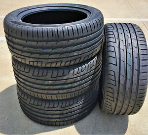 4 New Forceum Octa 245 45r18 Zr 100y Xl A s High Performance All Season Tires