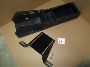 98 11 Ford Crown Victoria Police Center Console 16 Crown Vic Pro Copper Holder