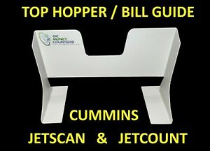 Top Hopper Bill Guide For Cummins Jetscan Jetcount Money Counters