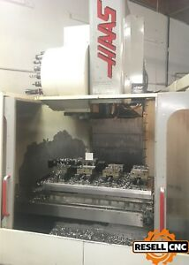 1999 Haas Vf 3apc Cnc Vertical Mill
