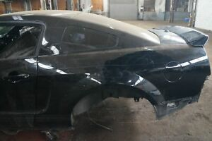 Rear Left Quarter Panel Body Structural Cut Ford Mustang Coupe 2005 09 note