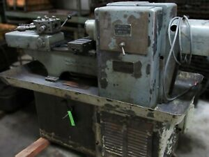 The Oster Manufacturing Company Turret Lathe Id L 039