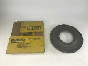Ridgid Part C 426 Large 100 Tooth Gear For 200 400 A 500 A 535 Pipe Threader