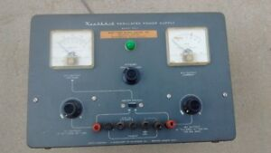 Heathkit Model Ps 4 Regulated Power Supply