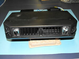 Universal Ac Box Unit A c Under Dash Evaporator 15 5 X 12 5 X 5