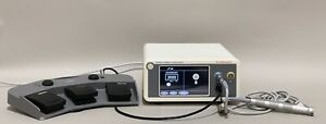 Smith Nephew Dyonics Power Ii Control System W Powermax Elite Foot Switch
