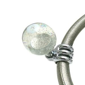 American Shifter Ascbn03019 Clear 8 Ball Suicide Brody Knob