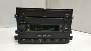 2006 Ford Mustang Montego Freestyle Factory Used Am Fm Radio Cd Receiver 1365