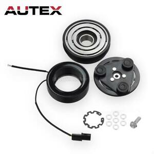 A C Ac Compressor Clutch Assembly Kit Fit 2003 2004 2005 2006 Kia Sorento 3 5l