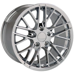 Chrome Wheel 17x9 5 For 1993 2002 Chevy Camaro Owh3275