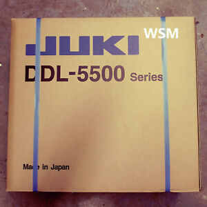 Juki Ddl 5550n Made In Japan head Only Free Shipping