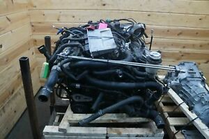 5 4l Supercharged V8 Svt Engine Dropout Assembly Ford Mustang Gt500 Shelby 07 10