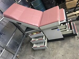 Midmark 404 Exam Examination Table Obgyn Table Doctors Chair Ritter
