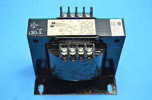 Used Hammond Transformer Mh500p 500va 60hz Used Excellent Condition