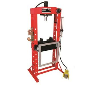Aff American Forge And Foundry 850asd 20 Ton Shop Press