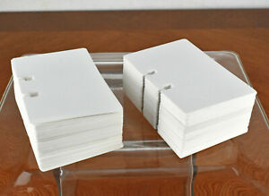 Lot Of 375 Rolodex Replacement White File Cards 4 X 2 3 4 Inch