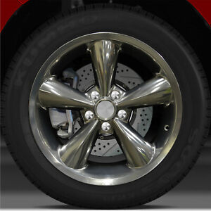 18x8 5 Factory Wheel full W flange For 2006 2009 Ford Mustang