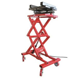 Aff 3182 2500 Power Train Table Lift Table