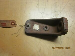 1949 Up Ford Steering Idler Arm Mounting Bracket Nos