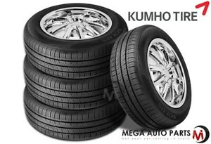 4 New Kumho Solus Ta31 235 55r16 98v Versatile All Season Performance Tires