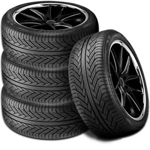 4 New Lexani Lx Thirty 255 55r18 109w Xl All Season High Performance Tires