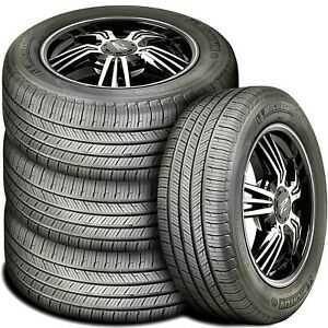 4 New Michelin Defender 215 60r16 95t As All Season A S Tires