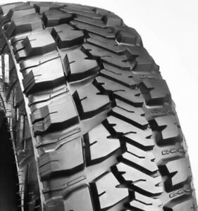 Goodyear Wrangler Mt r With Kevlar Lt 265 70r17 E 10 Ply 16 17 32 603353