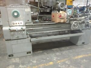 Cincinnati Hydrashift Engine Lathe 15 X 54 Taper Attachment Hydro Shift