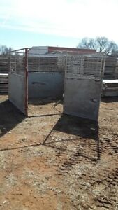 Heavy Duty Modular Corral Panels 10 X 10 Horse Animal Pen Stall Indoor Arena