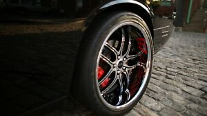 Dodge Challenger 22 Inch Wheels And Tires Used