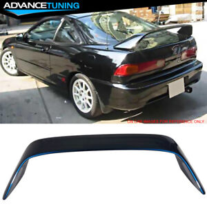 Fits 94 01 Integra Dc2 Type R Trunk Spoiler Oem Painted B74p Adriatic Blue Pearl