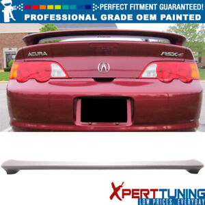 Fits 02 06 Acura Rsx Dc5 Oe Style Painted Abs Trunk Spoiler Oem Painted Color